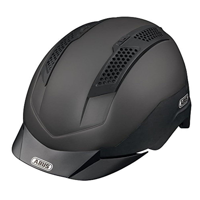 大きなスケールで見ると特異なスリップシューズ信頼のドイツブランド ABUS(アブス) シティヘルメット アーバンオート Lサイズ 【日本正規品/2年間保証】