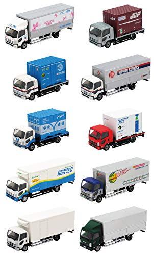 ザ・トラックコレクション トラコレ 第11弾 BOX ジオラマ用品 (メーカー初回受注限定生産)