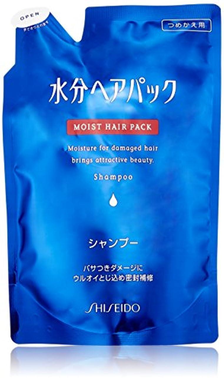 ハーネスフェザーピーク水分ヘアパック シャンプーa 詰替用450ml
