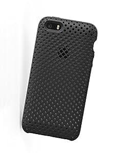 AndMesh iPhone SE, iPhone 5s ケース メッシュケース | ブラック 黒 AMMSC501-BLK