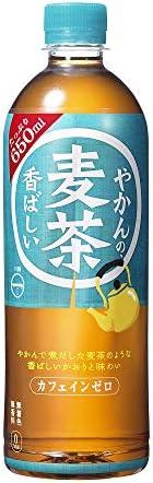 コカ?コーラ 一(はじめ) やかんの麥茶650mlPET ×24本