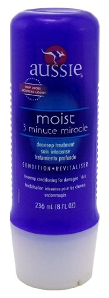 中にミュージカルブリリアントAussie Deeeeep 3 Minute Miracle Moisture Treatment 8 oz. (Case of 6) (並行輸入品)