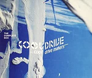 COOL DRIVE(MAKERS) THE COMPLETE BOX(DVD付)