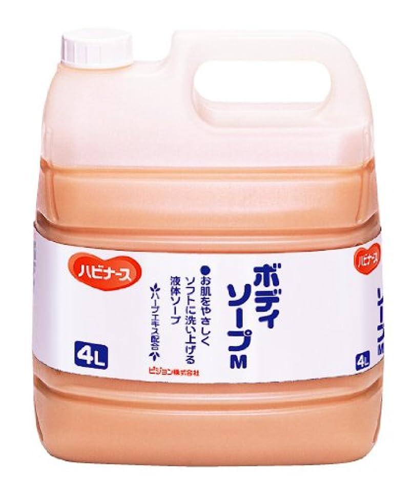ムスタチオ会う注文ハビナース ボディソープ 4L [業務用]