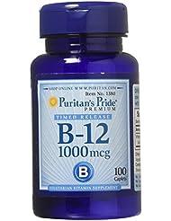 ピューリタンズプライド(Puritan's Pride) ビタミンB-12 ENER-B R 1000 mcg.カプレット