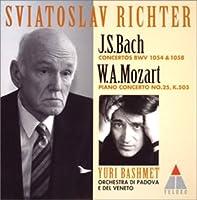 バッハ&モーツァルト:ピアノ協