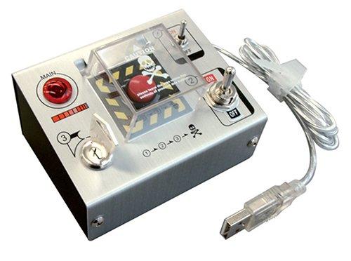 音入り自爆ボタンDX・USB2.0ハブ
