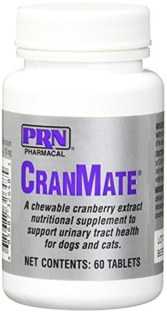 ガラス黙認する前投薬CranMate Chewable Tablets (60 tabs) [並行輸入品]