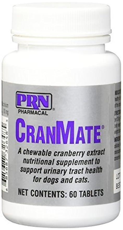 辛いアクセサリー合唱団CranMate Chewable Tablets (60 tabs) [並行輸入品]