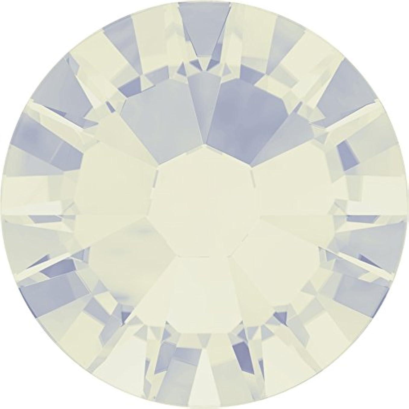 嫉妬意気消沈したガジュマルネイルアートパーツ ホワイトオパール SS9:2.5~2.6mm 1440P