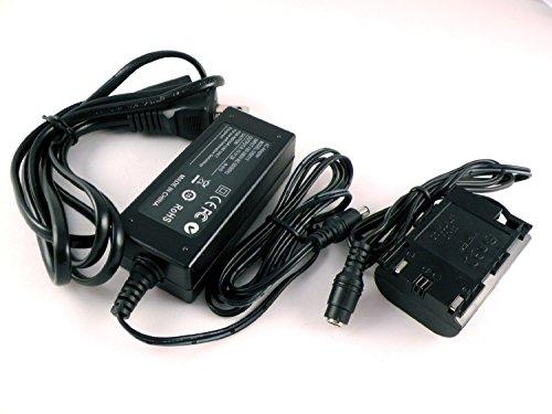 (フォトガ)FOTGA    ACK-E6 AC電源アダプタ   CANON EOS  60D 7D 5D マークII用 [並行輸入品]