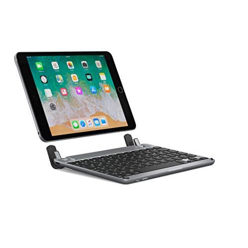 ワイヤレスキーボード iPad mini 4 (7.9インチ) 用 スペースグレー