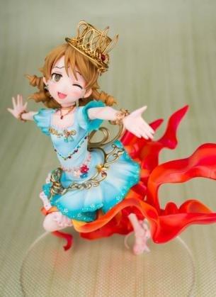 WF2017夏 アイドルマスター シンデレラガールズ 森久保乃々 フィギュア ガレージキット