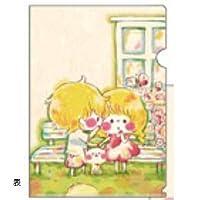 【カナヘイ】クリアファイル/A4(ひそひそ)