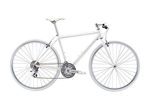 """FUJI(フジ) PALETTE 17"""" 3x8speed AURORA WHITE クロスバイク 2018年モデル 18PALTWH AURORA WHITE 17"""""""