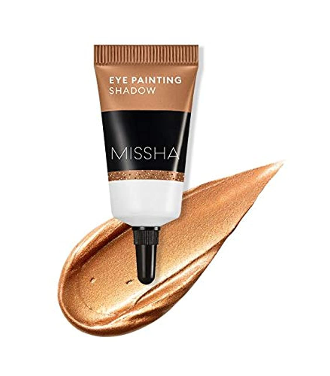 最初に重さゴム[MISSHA/ミシャ] EYE PAINTING SHADOW #Beach Gravel