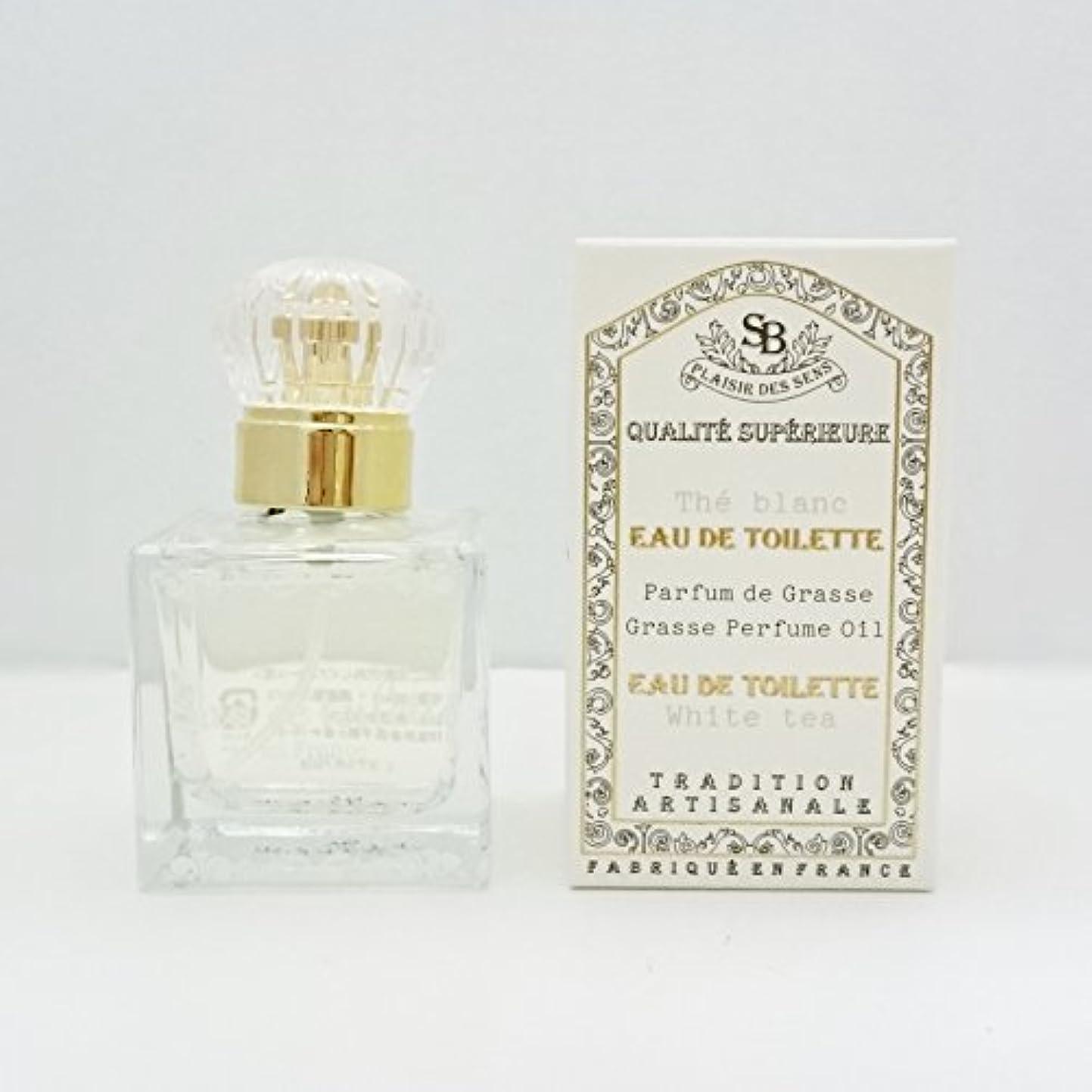 倉庫強調する違反Senteur et Beaute(サンタールエボーテ) フレンチクラシックシリーズ オードトワレ 30ml 「ホワイトティー」 4994228021908