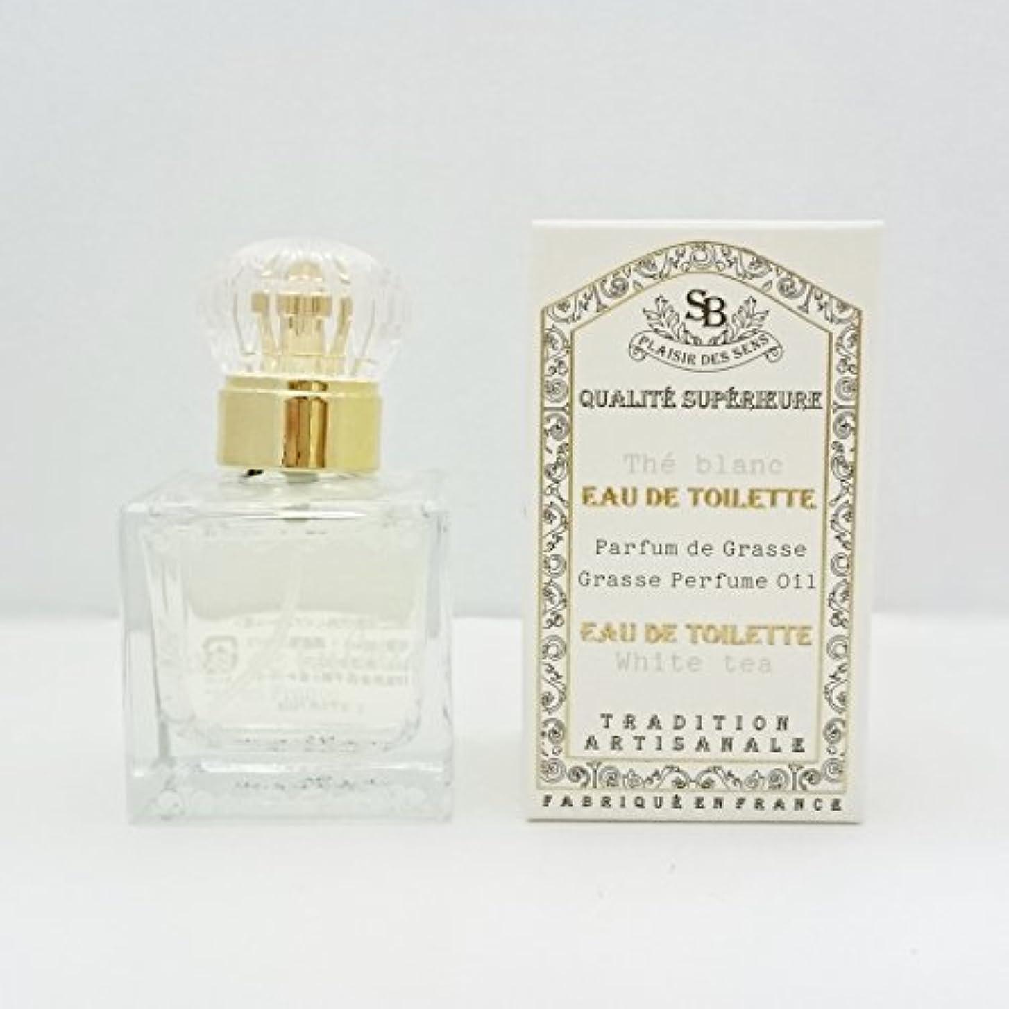 ネット講堂絞るSenteur et Beaute(サンタールエボーテ) フレンチクラシックシリーズ オードトワレ 30ml 「ホワイトティー」 4994228021908
