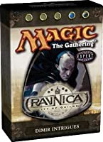 Magic the Gathering Ravnica: City of Guilds Theme Deck Dimir Intrigues