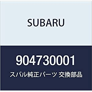 SUBARU (スバル) 純正部品 タツピング スクリユ 品番904730001