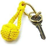 メンズ モンキーノット キーリング Monkey knot keyring