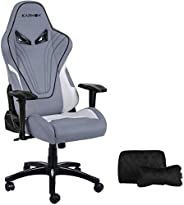 KARNOX Hero BA New Racing Style Gaming Office Chair with Adjustable Height and Armrests 155°Reclining with Hea