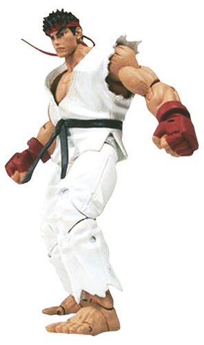 Street Fighter - Action Figure Best Of Series: Ryu