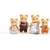 Calico Critters Cuddle Bear Family Doll by Calico Critters [並行輸入品]