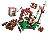 レゴ (LEGO) パイレーツジュニア 海ぞくたちの埠頭 7073