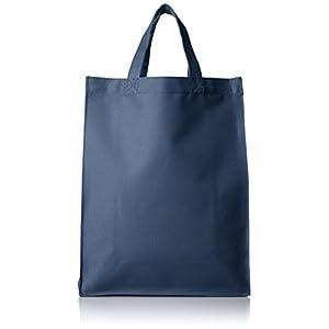 [プリントスター] ポリエステル カジュアル バッグ 00763-CUB ネイビー Lサイズ