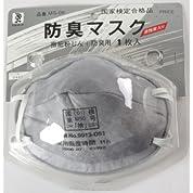 BM防臭マスク微細粉塵防臭用 MS-06