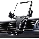 【最新改良版】VANMASS 車 スマホホルダー スマホ 車載ホルダー 重力式自動開閉 超便利 スマホほるだー カー スマホホルダー スマホスタンド 車載 ホルダー スマートフォンホルダー 車載スタンド 車 スマホスタンド エアコン吹き出し口用 クリ