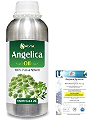 Angelica (Angelica archangelica) 100% Natural Pure Essential Oil 1000ml/33.8fl.oz.