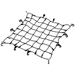 カーメイト カーゴネット inno L ブラック IN517-5