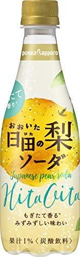 おおいた日田の梨ソーダ 410ml ×24本