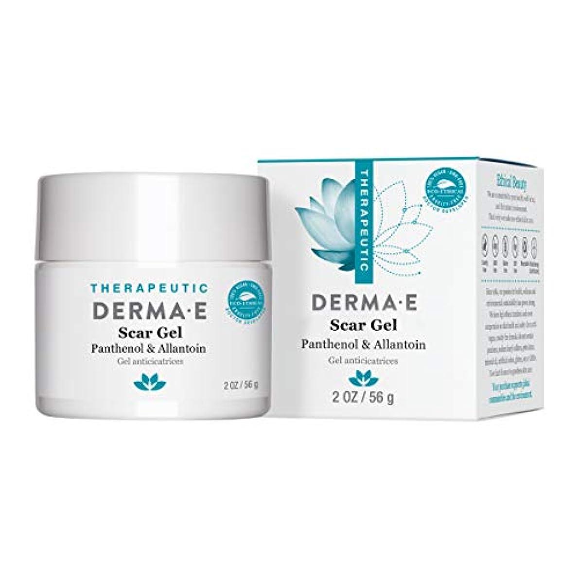 収容する競う同一のDerma E, Scar Gel, 2 oz (56 g)