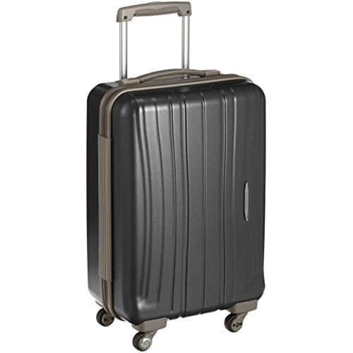 [プロテカ] 日本製スーツケース フラクティII 02661 31L 2.6kg  機内持込可  31.0L 55cm 2.6kg 02661 01 ブラック