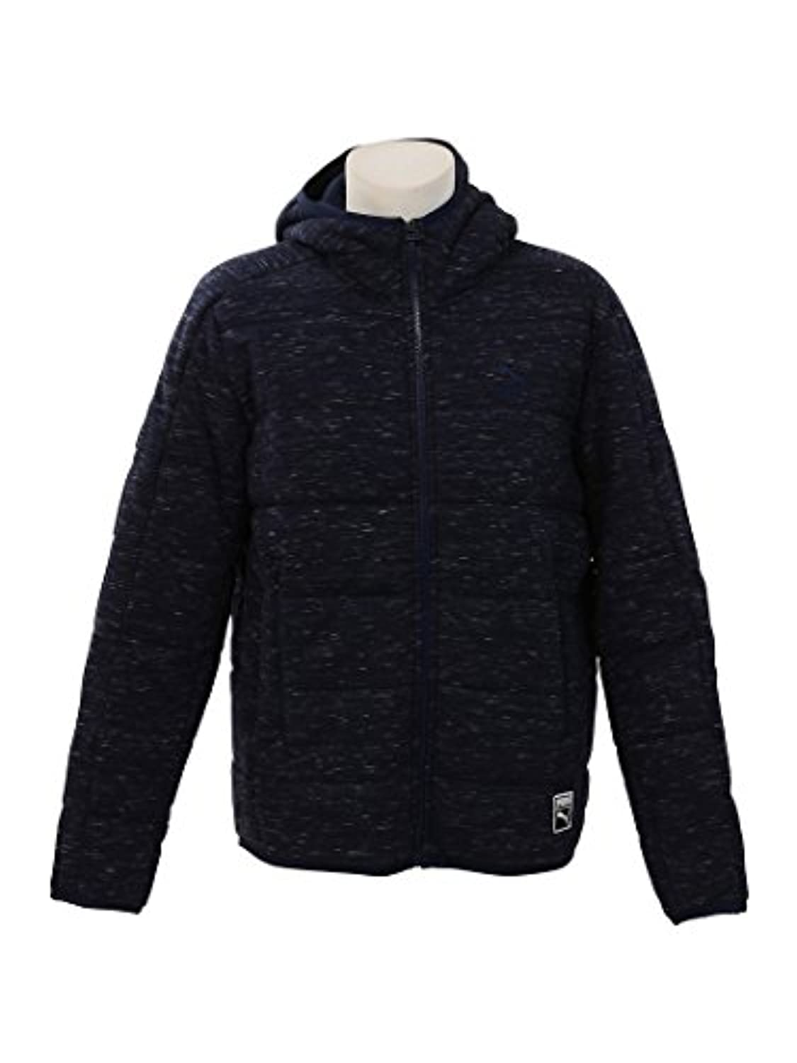 プーマ) PUMA HEATHER PADDED OUTERWEAR XXL ピーコート ヘザー