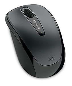 マイクロソフト マウス ワイヤレス/小型 シルバー Wireless Mobile Mouse 3500 GMF-00298