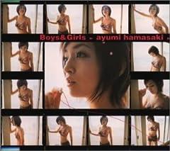 浜崎あゆみ「Boys&Girls」のジャケット画像