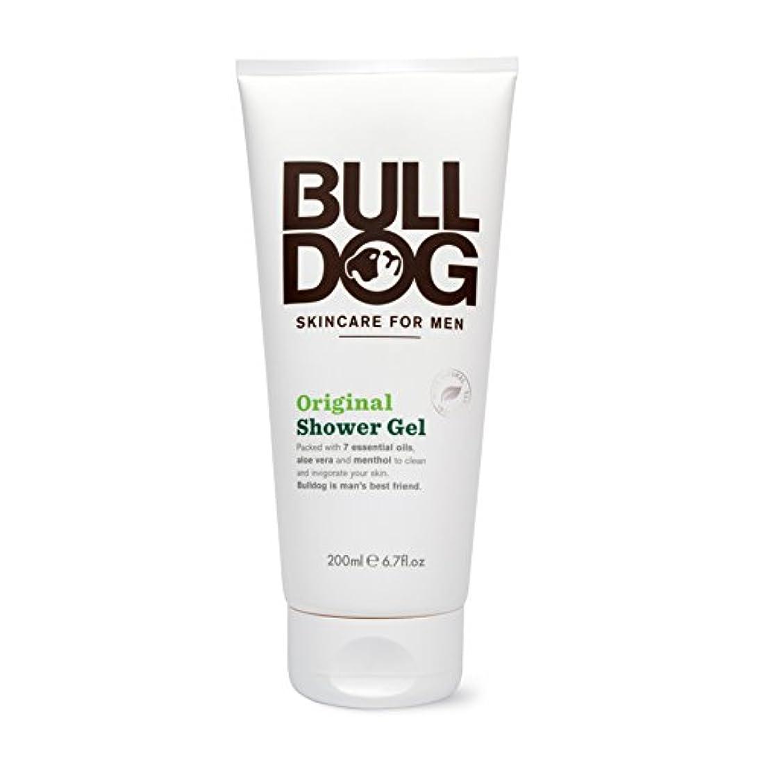 天国コーンウォール訪問ブルドッグ Bulldog オリジナル シャワージェル(ボディ用洗浄料) 200mL