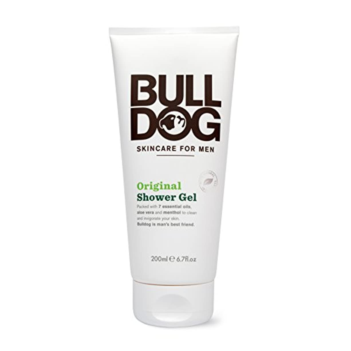 公演あたたかい強度ブルドッグ Bulldog オリジナル シャワージェル(ボディ用洗浄料) 200mL