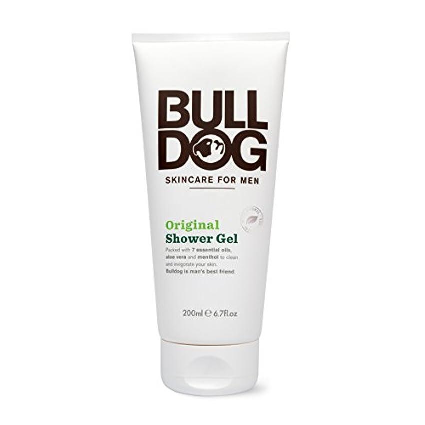 まっすぐ社会学疲れたブルドッグ Bulldog オリジナル シャワージェル(ボディ用洗浄料) 200mL