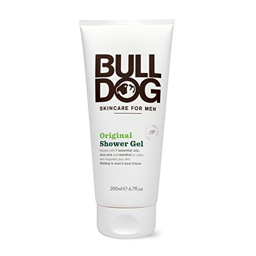 美容師試験安心させるブルドッグ Bulldog オリジナル シャワージェル(ボディ用洗浄料) 200mL