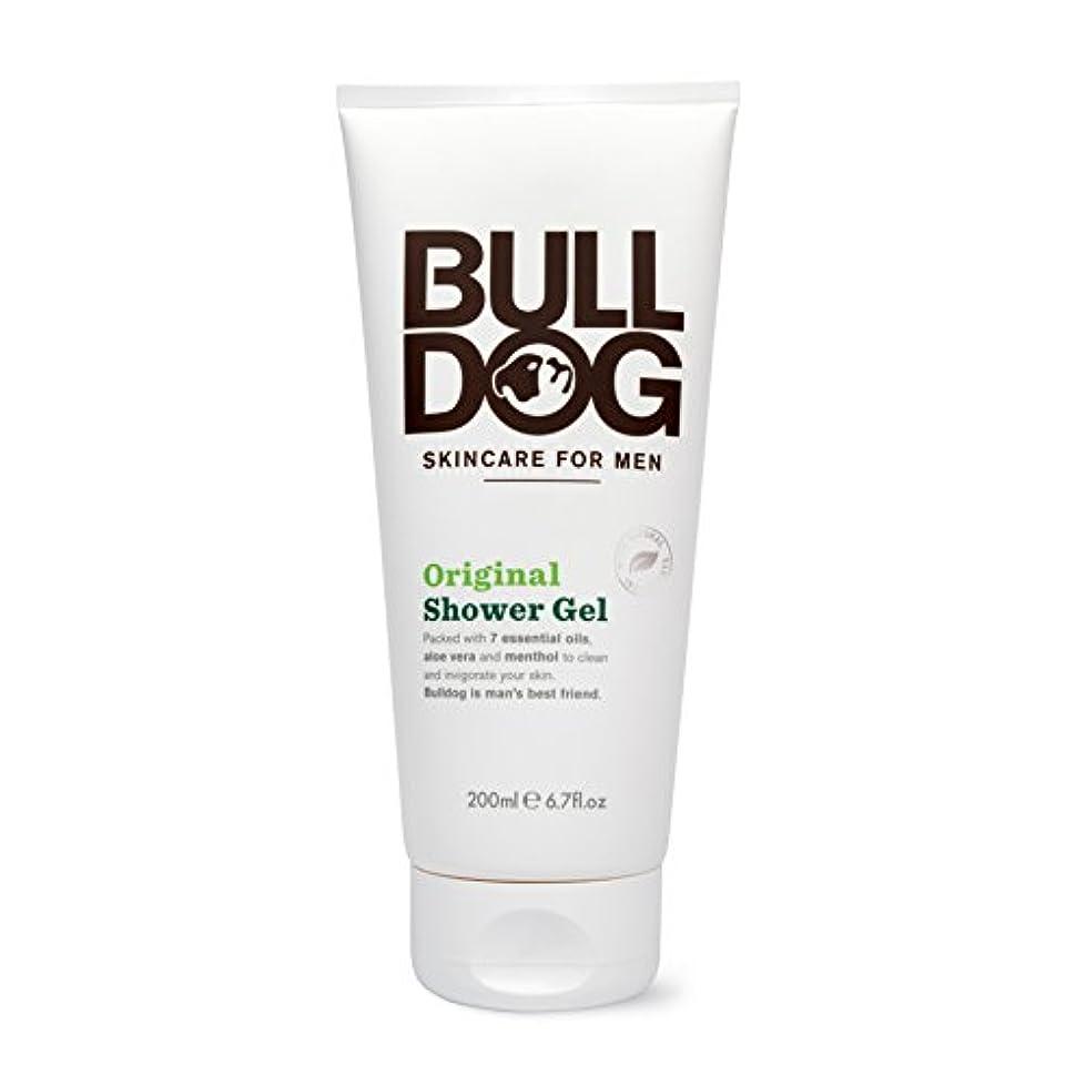 パーティー仲人成熟したブルドッグ Bulldog オリジナル シャワージェル(ボディ用洗浄料) 200mL