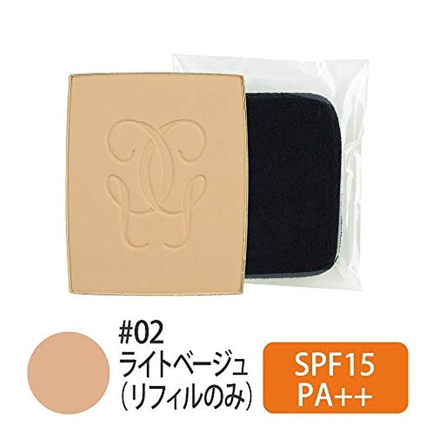 示す絶滅したミントゲラン(Guerlain) 【リフィルのみ】パリュール ゴールド コンパクト SPF15/PA++ #02(ライトベージュ) [並行輸入品]
