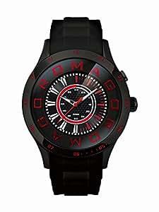 [ロマゴ デザイン]ROMAGO DESIGN 腕時計 メンズ/レディース ATTRACTION アトラクション RM015-0235PL-BK [正規輸入品]