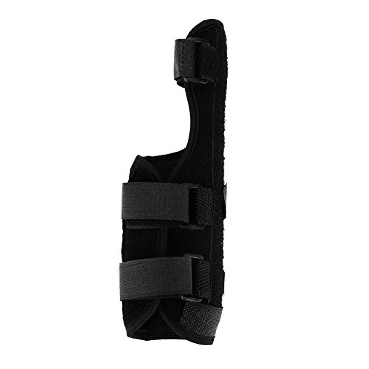 ストライク経度泳ぐ高度な手首ブレース - 手根管手首副子。手根管症候群、手首の痛み、捻挫、RSI、関節炎の即時鎮痛に最適(A la derechaL)