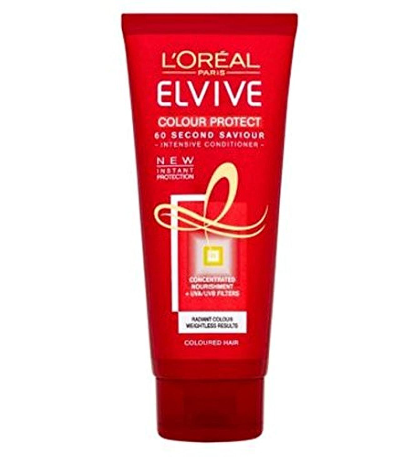 飼料筋深いL'Oreall Elvive Colour Protect Conditioner 200ml - L'Oreall Elviveカラーコンディショナー200ミリリットルを保護 (L'Oreal) [並行輸入品]