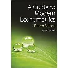 A Guide to Modern Econometrics 4E